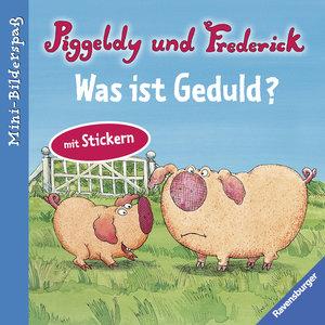 Ravensburger Mini-Bilderspaß 63, Neue Geschichten von Piggeldy u