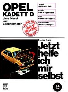 Opel Kadett D (8/79-9/84)