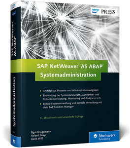 SAP NetWeaver AS ABAP - Systemadministration