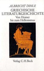 Griechische Literaturgeschichte