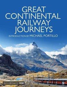 Great Continental Railway Journeys