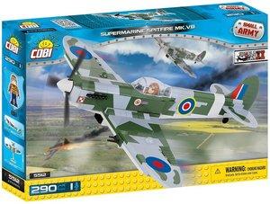 Cobi 5512 - Historical Collection, Supermarine Spitfire Mk. V B,