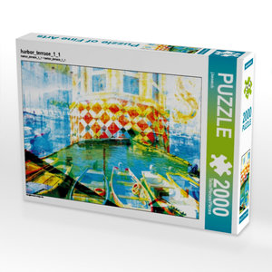 harbor_terrace_1_1 2000 Teile Puzzle quer