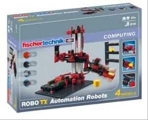 fischertechnik Computing-ROBO TX Automation Robots