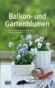 Balkon- und Gartenblumen