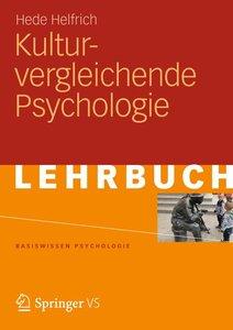 Kulturvergleichende Psychologie