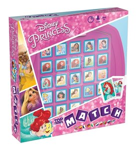 Top Trumps Match Disney Princess. Multilingual-Version