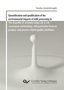 Quantification and qualification of the environmental impacts of