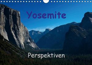 Yosemite Perspektiven (Wandkalender 2019 DIN A4 quer)