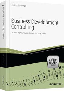 Business Development Controlling - mit Arbeitshilfen online