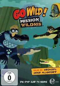 Go Wild! - Mission Wildnis 26. Krokodil