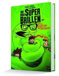 Die drei Superbrillen - Der Feuerstern von Troponesien