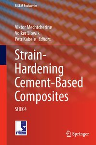 Strain-Hardening Cement-Based Composites