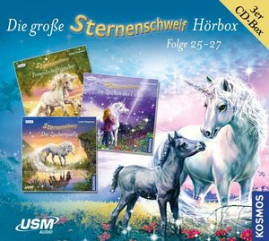 Die große Sternenschweif Hörbox Folgen 25-27 (3 Audio CDs)