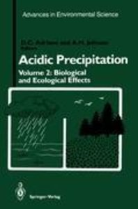 Acidic Precipitation