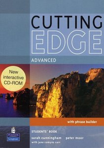 Cutting Edge Advanced Students Book inklusive CD