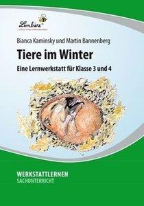 Tiere im Winter (CD-ROM)