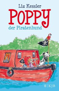 Poppy, der Piratenhund