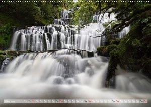 Neuseeland - Wilde Wälder (Wandkalender 2019 DIN A2 quer)