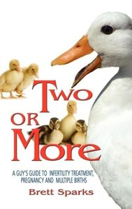 Two or More-A Guy's Guide Through Infertility Assistance, Pregna