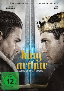 King Arthur: Legend of the Sword, 1 DVD