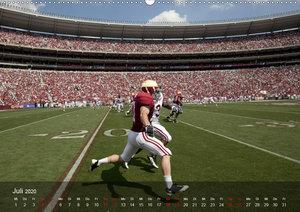 American Football - Touchdown (Wandkalender 2020 DIN A2 quer)