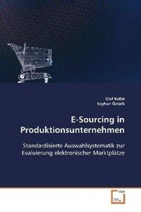 E-Sourcing in Produktionsunternehmen