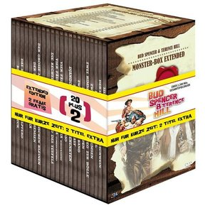 Bud Spencer/Terence Hill Monsterbox