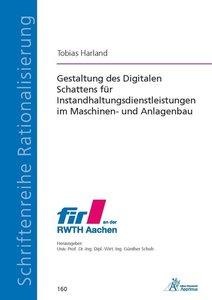 Gestaltung des Digitalen Schattens für Instandhaltungsdienstleis
