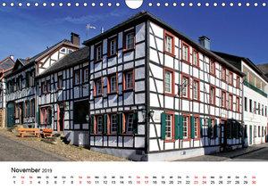 Kommern - Die schönsten Orte in der Eifel (Wandkalender 2019 DIN