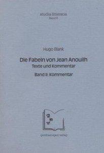 Die Fabeln von Jean Anouilh
