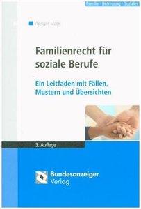Familienrecht für soziale Berufe