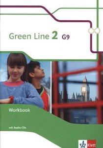 Green Line 6. Klasse G 9. Workbook + Audio-CD