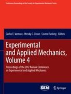 Experimental and Applied Mechanics, Volume 4