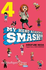 My Hero Academia Smash 4