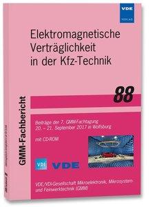 GMM-Fb. 88: Elektromagnetische Verträglichkeit in der Kfz-Techni
