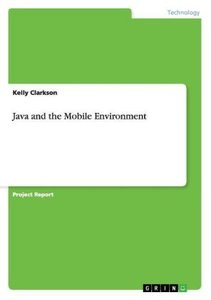 Java and the Mobile Environment