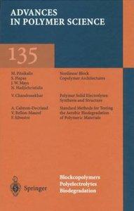 Blockcopolymers, Polyelectrolytes, Biodegradation
