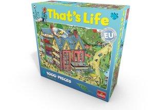 """That's Life Puzzle """"Krankenhaus"""""""