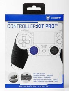 CONTROLLER:KIT PRO - Griffpolster und Aufsätze für PlayStation 4