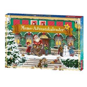 Memo-Adventskalender