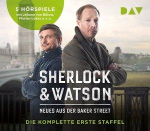 Sherlock & Watson. Neues aus der Baker Street. Die komplette ers