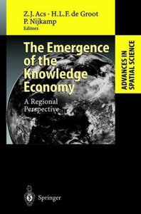 The Emergence of the Knowledge Economy