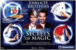 Ehrlich Brothers Secrets of Magic