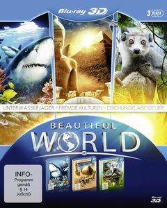 Beautiful World in 3D Vol.1-Blu-ray Disc