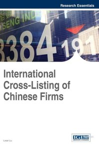 International Cross-Listing of Chinese Firms