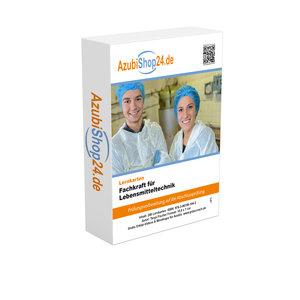 AzubiShop24.de Basis-Lernkarten. Fachkraft für Lebensmitteltechn
