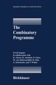 The Combinatory Programme