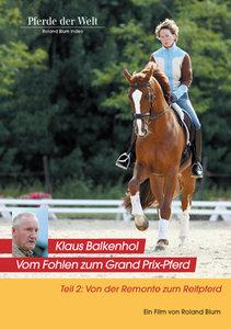 Von der Remonte zum Reitpferd, 1 DVD