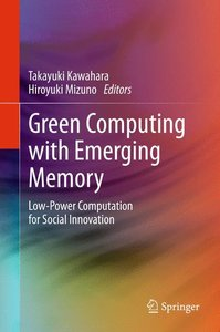 Green Computing with Emerging Memory